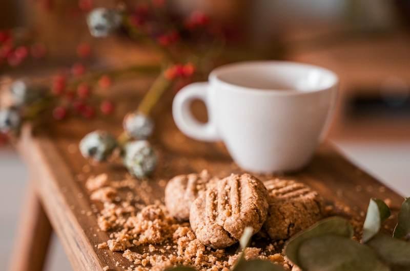 Salted almond –nejlepší mandlovo-ovesné sušenky