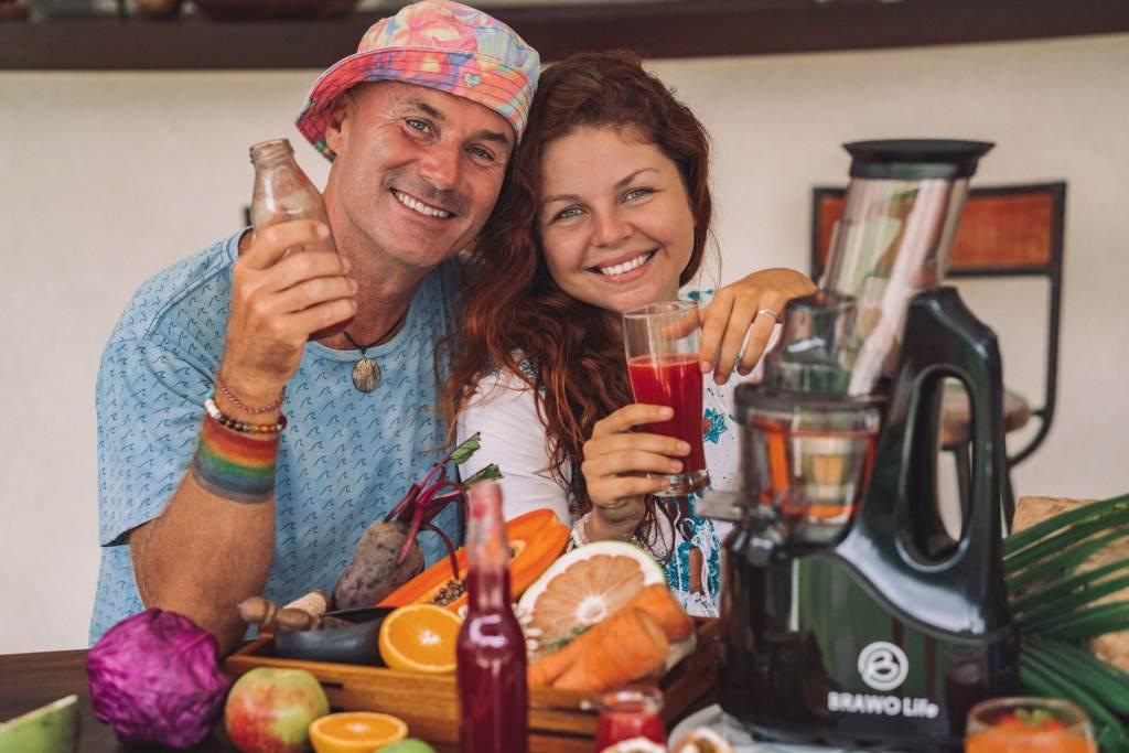 Julka a Michal z Brawo Life