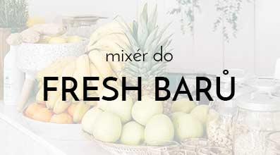 Mixér do fresh baru