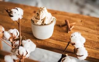 Perníková zmrzlina